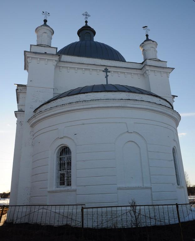 Церковь Спаса Нерукотворного Образа, Осинки
