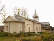 Церковь Богоявления Господня - Юрла - Коми-Пермяцкий округ, Юрлинский район - Пермский край