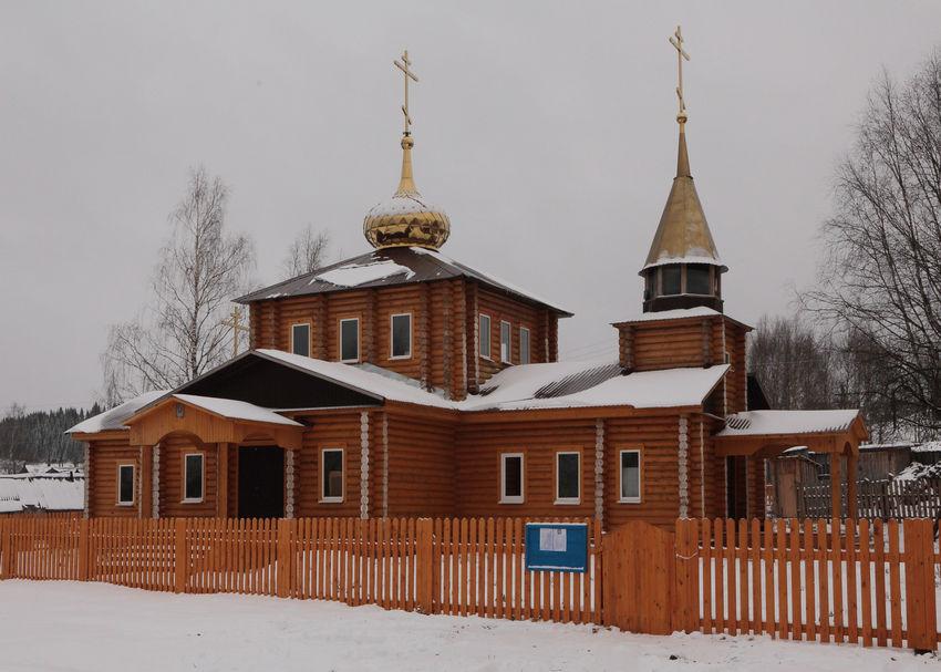 фото церкви с юсьва блестки