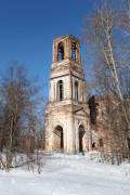 Церковь Спаса Нерукотворного Образа - Кинтаново, урочище - Любимский район - Ярославская область