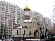 Церковь Царственных страстотерпцев в Коптеве - Москва - Северный административный округ (САО) - г. Москва