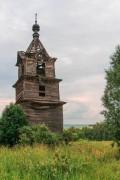 Церковь Воздвижения Честного Креста Господня - Окишино - Лысковский район - Нижегородская область