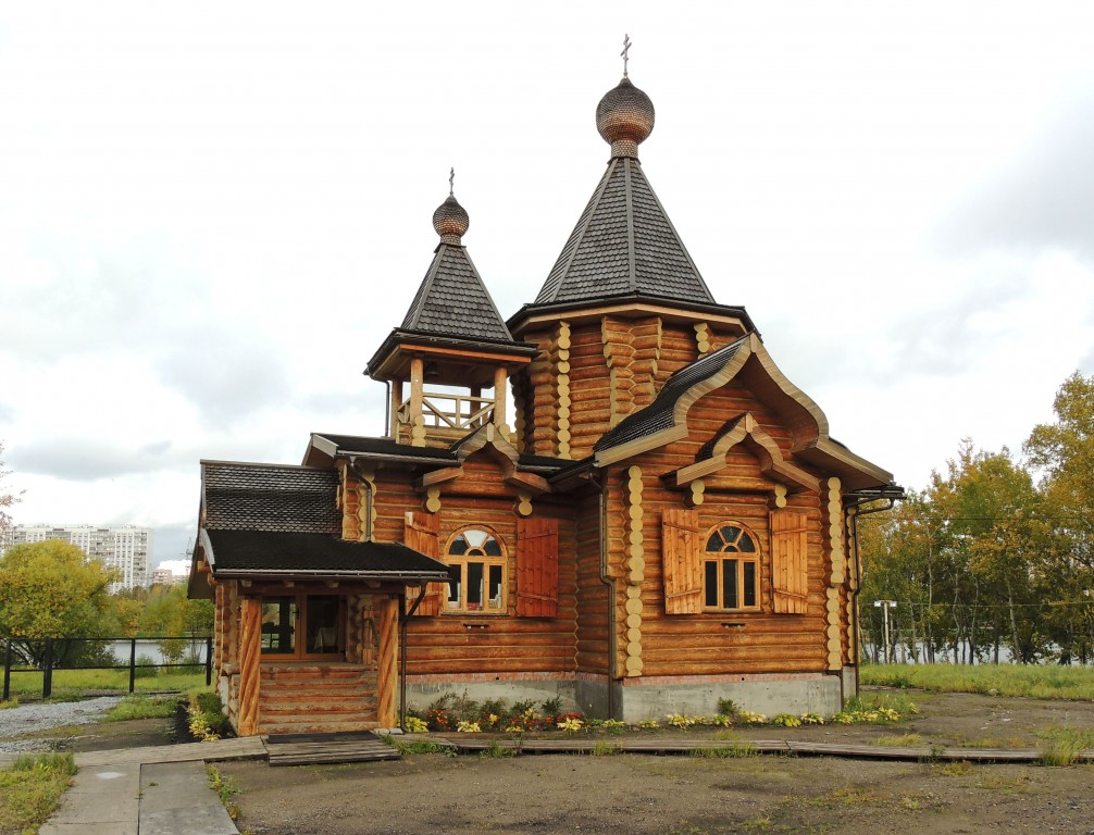 Церковь Марии Египетской на Братеевском холме, Москва