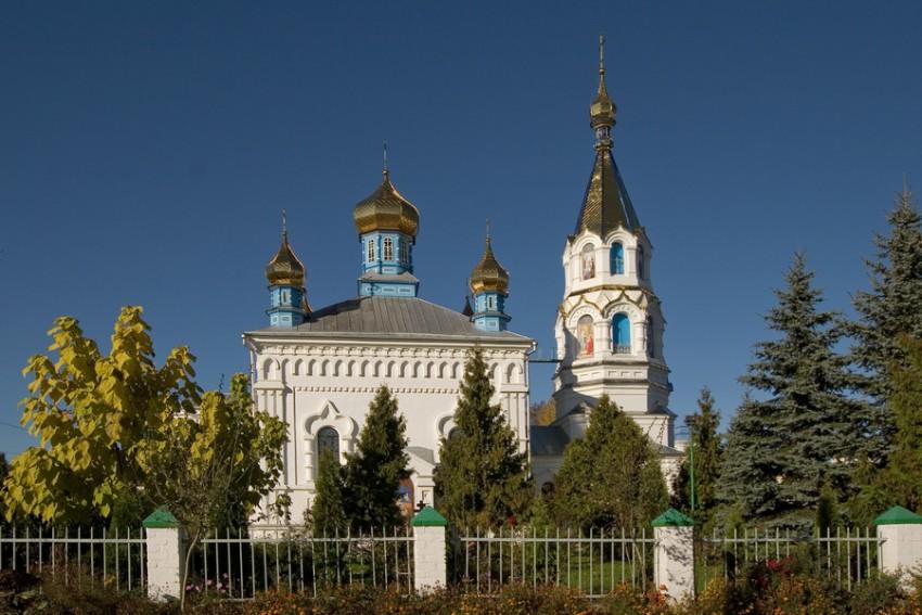 Церковь Илии Пророка-Дубно-Дубенский район-Украина, Ровненская область