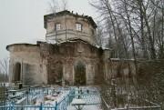 Церковь Спаса Преображения - Сигово - Кирилловский район - Вологодская область