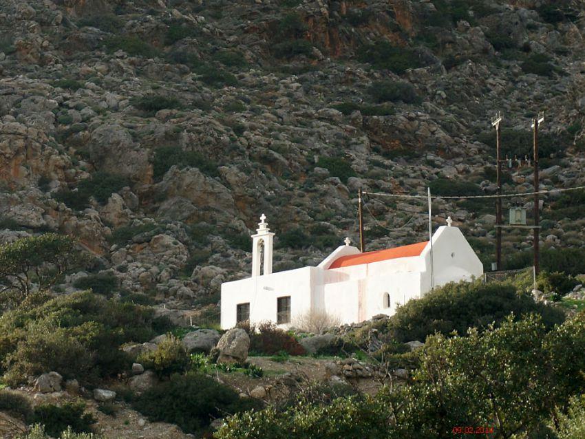 Неизвестная церковь, Гудурас
