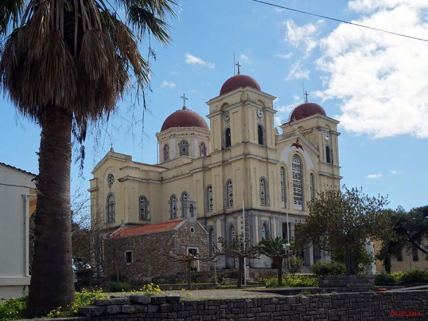 Собор Успения Пресвятой Богородицы, Неаполис