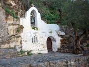Неизвестная церковь - Айос-Николаос - Крит (Κρήτη) - Греция