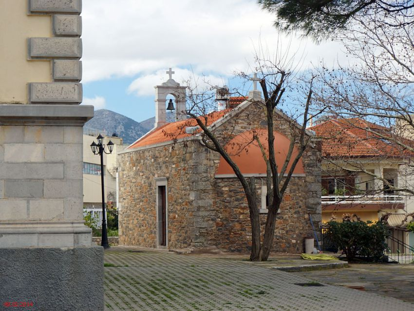 Неизвестная церковь, Неаполис