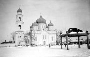 Церковь Воздвижения Креста Господня - Тетюши - Тетюшский район - Республика Татарстан