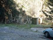 Неизвестная часовня - Христос - Крит (Κρήτη) - Греция