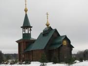 Церковь Илии Муромца - Погорелка - Борисоглебский район - Ярославская область