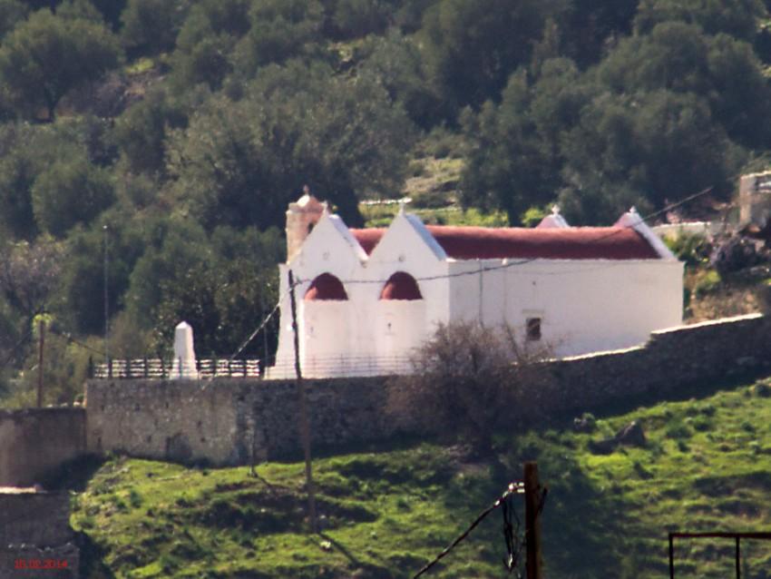 Неизвестная церковь, Метаксохорион