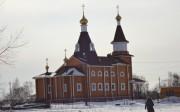 Церковь Богоявления Господня - Октябрьский - Бор, ГО - Нижегородская область