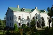 Валаамские острова. Спасо-Преображенский Валаамский монастырь. Никольский скит. Церковь Иоанна Дамаскина в келейном корпусе