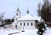 Церковь Благовещения Пресвятой Богородицы (новая) - Мухино - Зуевский район - Кировская область