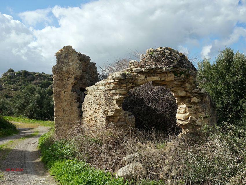 Неизвестная церковь, Неа Пресос