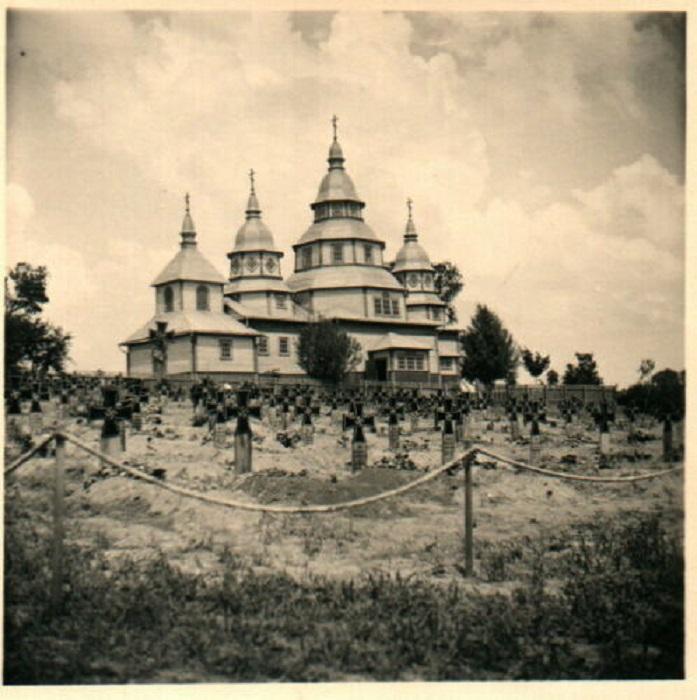 Церковь Покрова Пресвятой Богородицы, Бронники