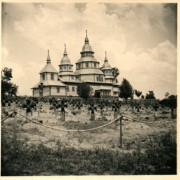 Церковь Покрова Пресвятой Богородицы - Бронники - Ровенский район - Украина, Ровненская область