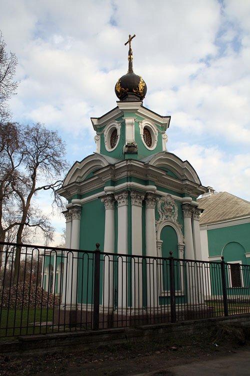 Часовня Спаса Нерукотворного Образа, Санкт-Петербург