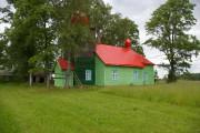 Старообрядческая моленная Благовещения Пресвятой Богородицы - Макаровка - Риебиньский край - Латвия