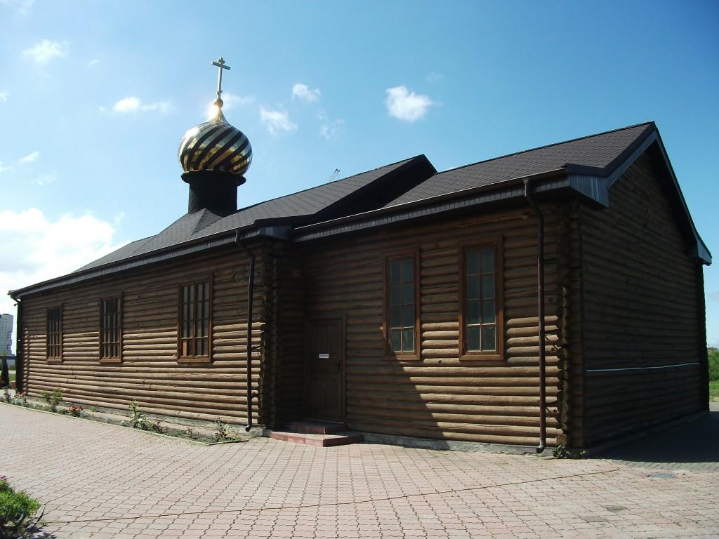 Церковь Александра Невского, Калининград