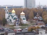 Приокский район. Пантелеимона Целителя в Щербинках, церковь