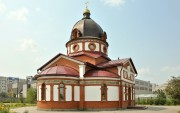 Барнаул. Мучеников младенцев Вифлеемских, церковь