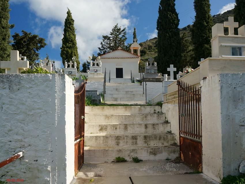 Неизвестная церковь, Мирсини