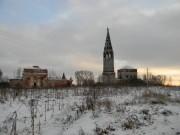 Гробищево. Храмовый комплекс. Церкви Михаила Архангела и Покрова Пресвятой Богородицы