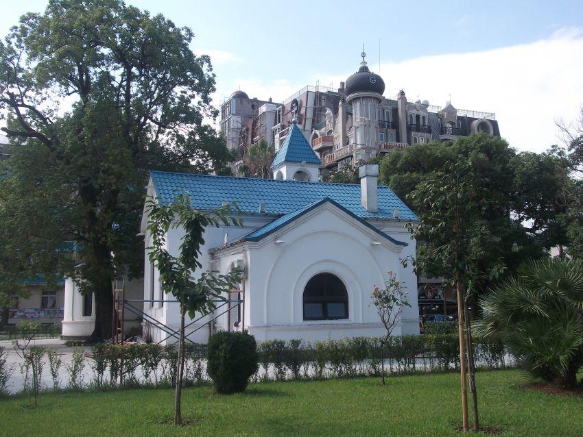 Церковь Варвары великомученицы, Батуми