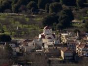 Неизвестная церковь - Меса Ласити - Крит (Κρήτη) - Греция