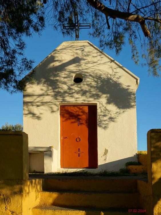 Неизвестная церковь, Ватипетро