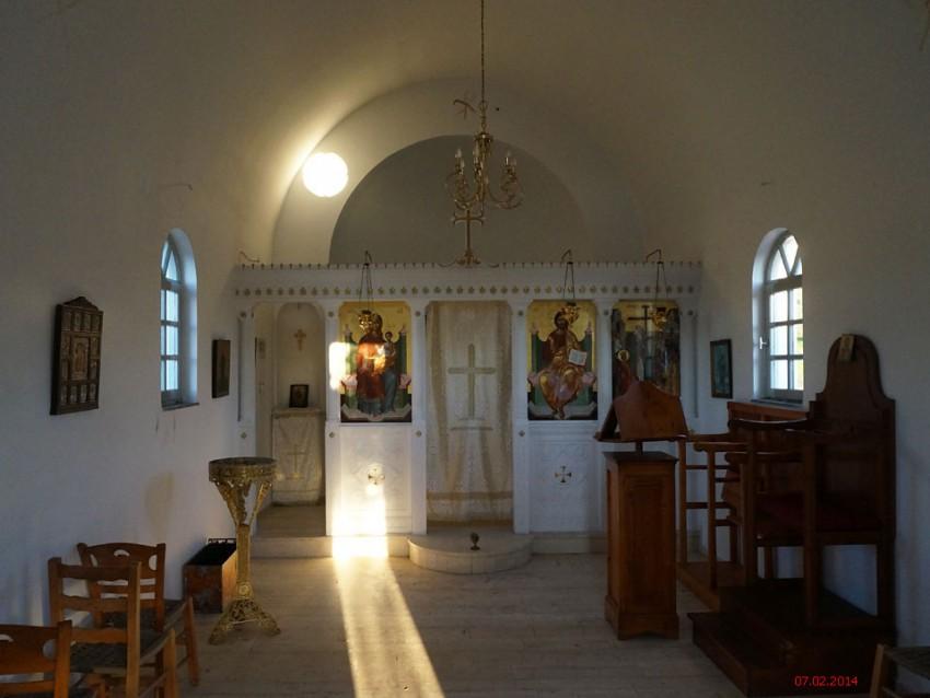 Неизвестная церковь, Худетси