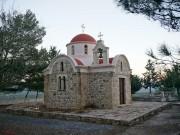 Неизвестная церковь - Метасохори - Крит (Κρήτη) - Греция