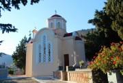 Неизвестная часовня - Лимнес - Крит (Κρήτη) - Греция