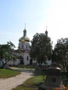 Сосновка. Богородице-Рождественская Глинская Пустынь. Церковь Николая Чудотворца