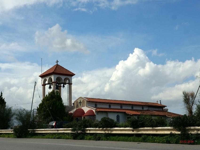 Неизвестная церковь, Армени