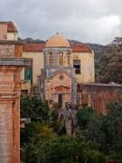 Монастырь Святой Троицы. Церковь Христа Спасителя - Ханья - Крит (Κρήτη) - Греция