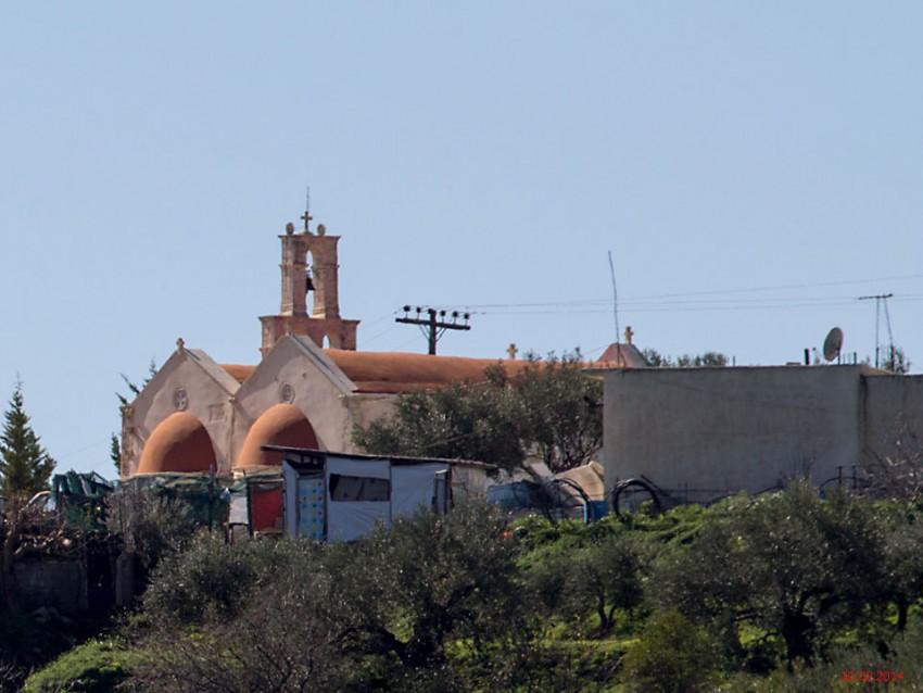 Неизвестная церковь, Мурние
