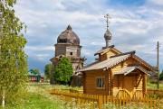 Часовня Александра Невского - Ухтома - Вашкинский район - Вологодская область