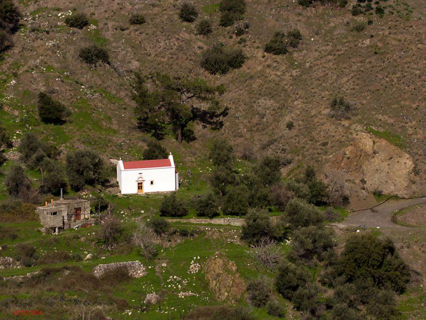 Неизвестная церковь, Масокотсана