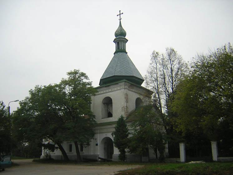 Михаило-Архангельский мужской монастырь, Переяслав