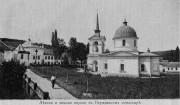 Гержавка. Вознесенский Гыржавский мужской монастырь. Собор Вознесения Господня