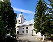 Гырбовецкий Успенский мужской монастырь. Церковь Сошествия Святого Духа - Гырбовец - Каларашский район - Молдова