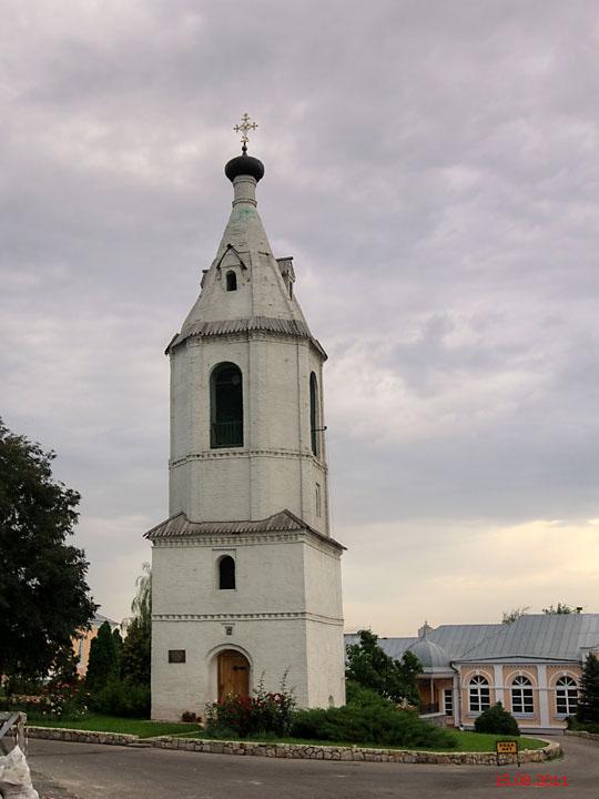 Алексеевский Акатов монастырь. Колокольня, Воронеж