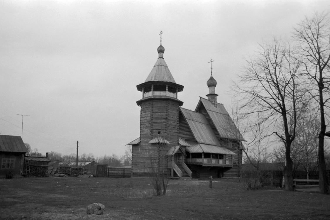 Церковь Покрова Пресвятой Богородицы из села Чернокулово, Юрьев-Польский