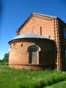 Церковь Николая Чудотворца - Бураши - Кильмезский район - Кировская область