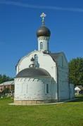 Архангельского совхоза, посёлок. Михаила Архангела, церковь