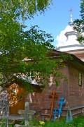 Церковь Дионисия и Амфилохия Глушицких - Покровское - Сокольский район - Вологодская область